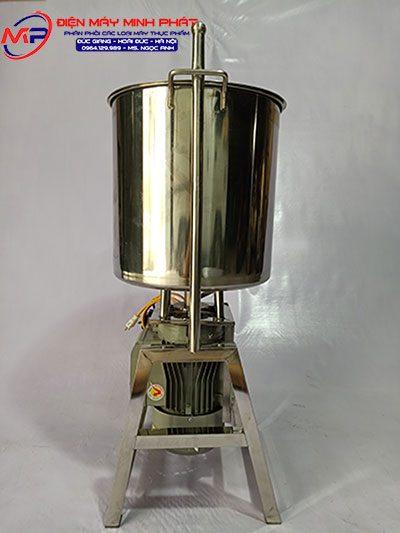 Máy xay đa năng 4KG 3.5KW nồi cao 40cm khung inox
