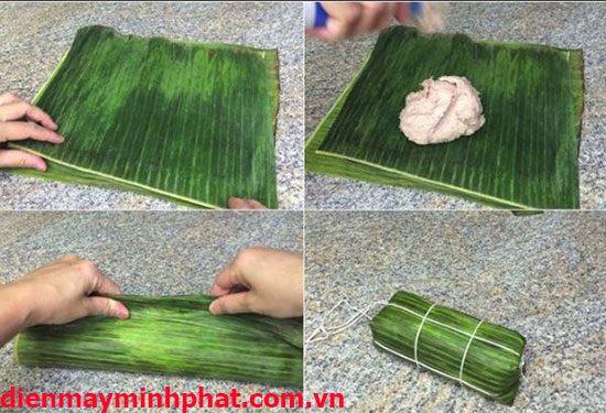 cách làm giò lụa