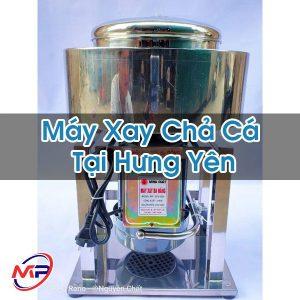 Máy Xay Chả Cá Tại Hưng Yên
