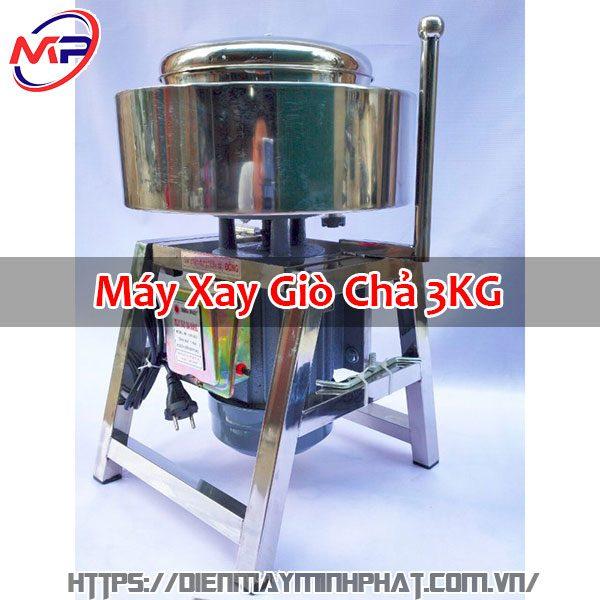 Máy Xay Giò Chả 3KG