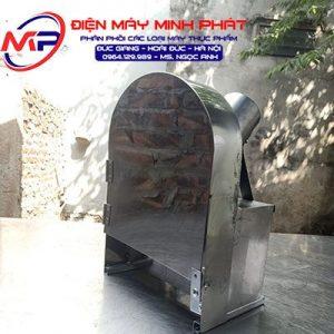 máy thái hành motor khung inox