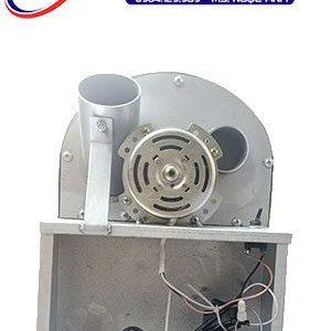 máy thái hành motor khung sắt
