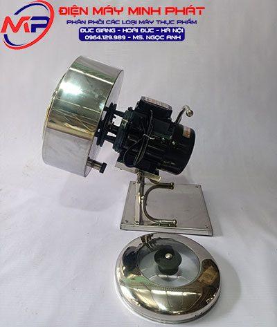 Máy Xay Giò Chả 1KG 1.1KW Có Bao Đá Chân Inox Điện 110V
