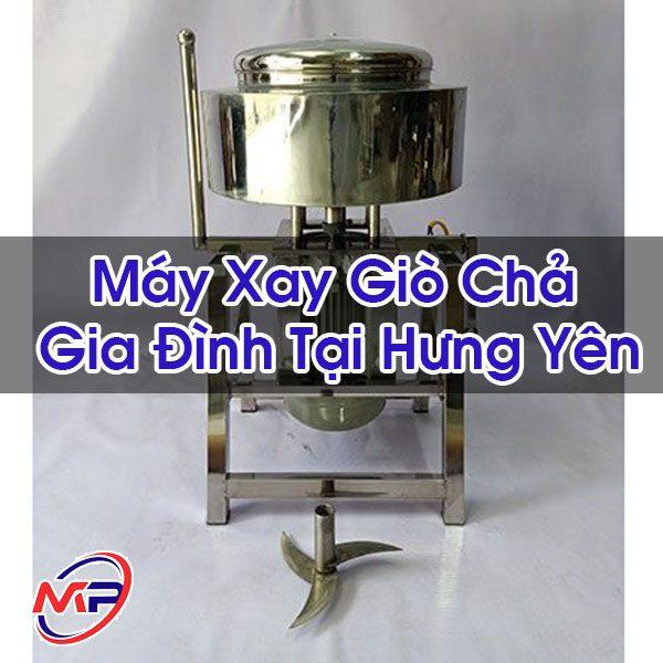 Máy Xay Giò Chả Gia Đình Tại Hưng Yên