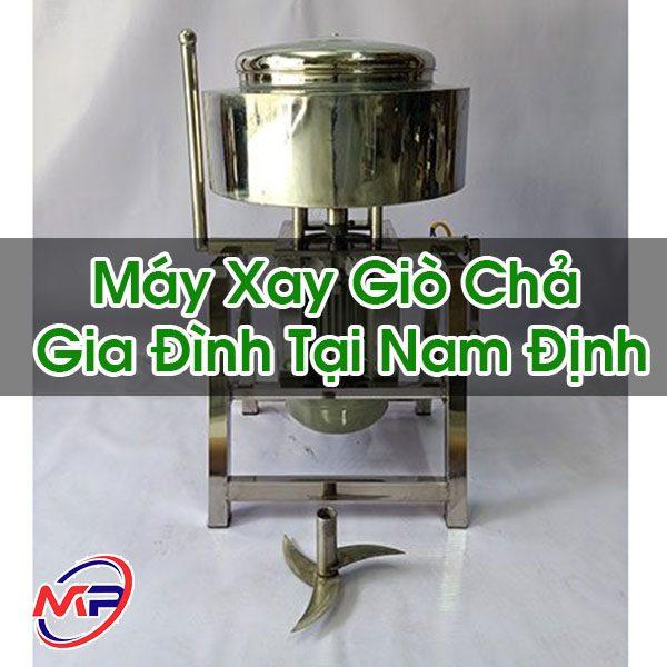 Máy Xay Giò Chả Gia Đình Tại Nam Định