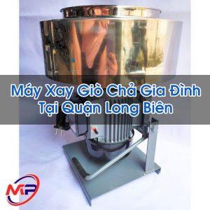 Máy Xay Giò Chả Gia Đình Tại Quận Long Biên