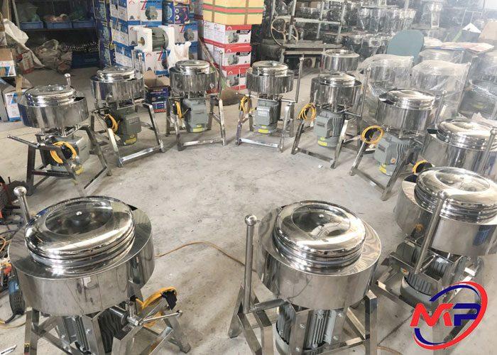 Xưởng Chế Tạo Máy Xay Giò Chả Minh Phát