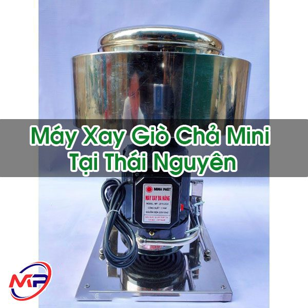 Máy Xay Giò Chả Mini Tại Thái Nguyên