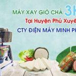 Máy Xay Giò Chả 3KG Tại Huyện Phú Xuyên