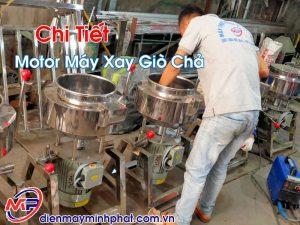 Motor Máy Xay Giò Chả