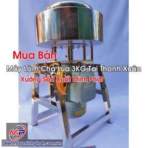Máy Làm Chả Lụa 3KG Tại Thanh Xuân